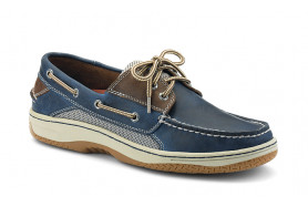 Men's Billfish 3-Eye Wide Boat Shoe