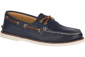 Men's Gold Cup Authentic Original 2-Eye Wide Boat Shoe