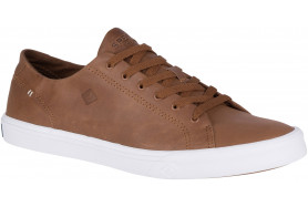 STRIPER II LEATHER SNEAKER