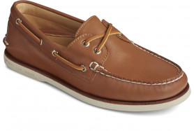 Men's Gold Cup Authentic Original Glove Leather Boat Shoe