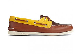 Men's Authentic Original Tri-Tone Boat Shoe