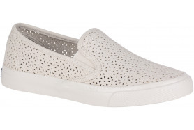 Seaside Nautical Perforated Sneaker