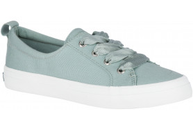 Women's Crest Vibe Satin Lace Sneaker
