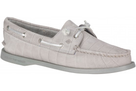 Women's Authentic Original Vida Croc Nubuck Boat Shoe