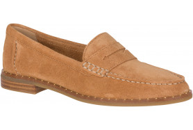 Women's Seaport Penny Suede Stud Loafers