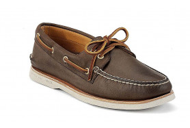 Men's Gold Cup Authentic Original 2-Eye Boat Shoe